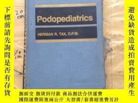 二手書博民逛書店罕見PodopediatricsY252403 HERMAN R.TAX,D.P.M. LONDON 出版1