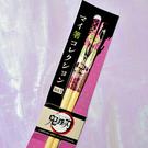 鬼滅之刃 戀柱甘露寺蜜璃 天然竹筷子 日本BANDAI正版品
