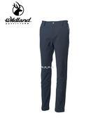 丹大戶外用品 荒野【Wildland】女SOFTSHELL合身保暖長褲 型號 0A62315-93 深灰色