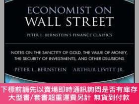 二手書博民逛書店預訂Economist罕見On Wall Street: Notes On The Sanctity Of Gol