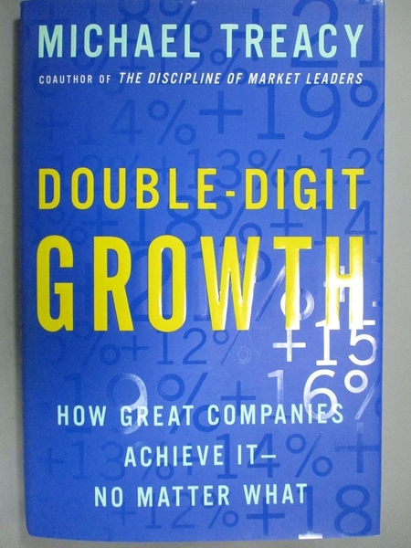 【書寶二手書T3/財經企管_ZAB】Double-Digit Growth: How Great Companies A