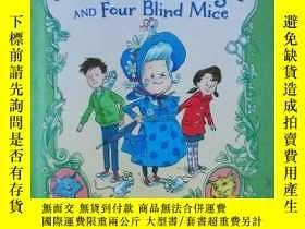 二手書博民逛書店Mrs.罕見Noodlekugel AND Four Blind MiceY246218 如圖 如圖 出版2