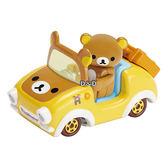 《 TOMICA 》TM騎乘系列拉拉熊╭★ JOYBUS玩具百貨