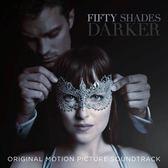 格雷的五十道陰影 束縛 電影原聲帶 CD  OST (音樂影片購)