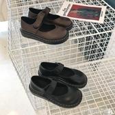 娃娃鞋2020春季新款原宿風ulzzang娃娃鞋日系森女風學生軟妹小皮鞋百搭 春季特賣