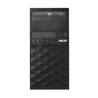 ASUS 華碩 MD590 商用桌上型電腦【Intel Core i3-7100 / 8GB記憶體 / 1TB硬碟 / Win 10 Pro】(B250)