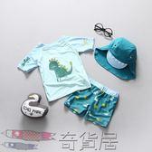 韓國兒童泳衣男童寶寶分體