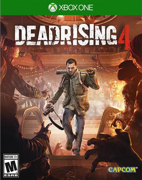 X1 Dead Rising 4 死亡復甦 4(美版代購)