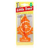 LITTLE TREES 美國小樹香片-陽光橘子Orange(10g)【美麗購】