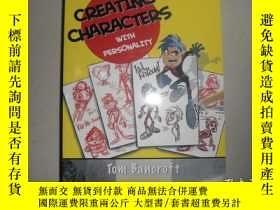 二手書博民逛書店Creating罕見Characters With Person