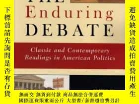二手書博民逛書店The罕見Enduring DebateY256260 David T. Canon,john J. Cole