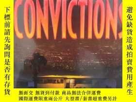 二手書博民逛書店致命信念罕見fatal convictions(英文原版小說)