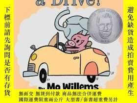 二手書博民逛書店Let s罕見Go For A Drive!Y256260 Mo Willems Disney-hyperio