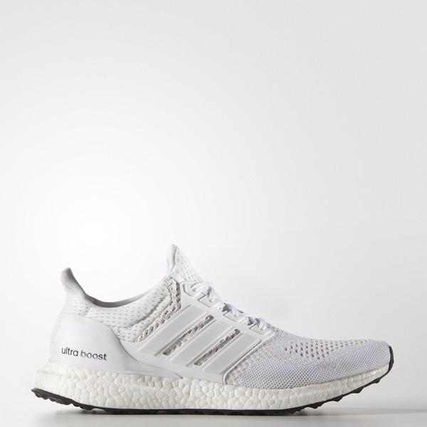 Adidas Ultra Boost M [S77416] 男女鞋 慢跑 運動 休閒 路跑 避震 馬牌 情侶 愛迪達 白