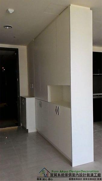系統家具/系統櫃/木工裝潢/平釘天花板/造型天花板/工廠直營/系統家具價格/系統收納櫃-sm0573