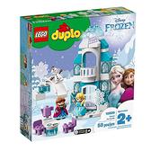 10899【LEGO 樂高積木】Duplo 得寶幼兒系列 - 冰雪奇緣城堡 Frozen Ice Castle (59pcs)