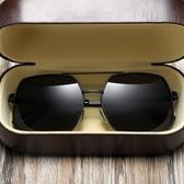 墨鏡潮男士眼睛偏光太陽鏡開車專用網紅眼鏡防紫外線 糖糖女屋