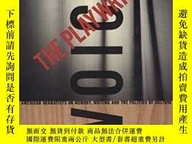 二手書博民逛書店The罕見Playwright s Voice: American Dramatists On Memory Wr