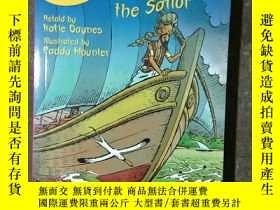 二手書博民逛書店Adventures罕見of Sinbad the Sailor(32開繪本)Y22213 Daynes, K