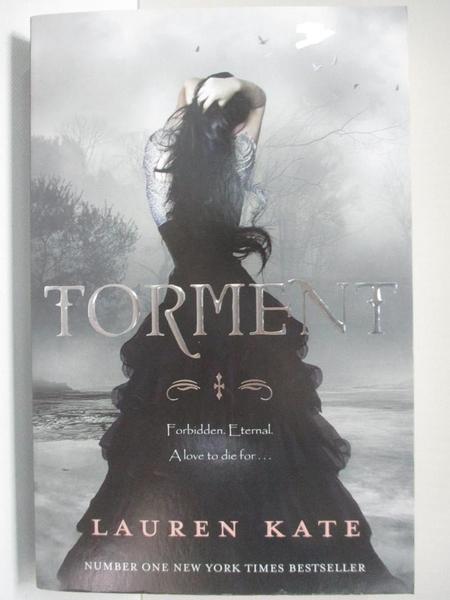 【書寶二手書T4/原文小說_AUG】Torment_Lauren Kate
