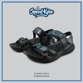 AIRWALK 黑 迷彩 輕量 防水材質 涼鞋 情侶 男女 A755230-120 -SPEEDKOBE-