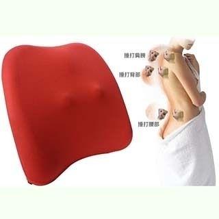 腰部專屬按摩★按摩樂舒普W1多功能捶打按摩墊