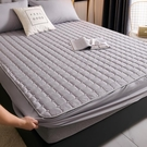 床罩 床笠單件夾棉加厚席夢思床墊保護套床單防滑固定床罩全包防塵罩套【幸福小屋】