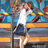 韓版女包新款大容量子母包簡約百搭單肩斜背手提包托特大包包  夢想生活家