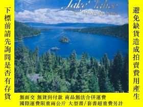 二手書博民逛書店fake罕見tahoe——a photographic journey( 美國風景攝影系列)Y26321 m