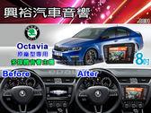 【專車專款 】2014年以後SKODA Octavia 8吋觸控螢幕專用主機