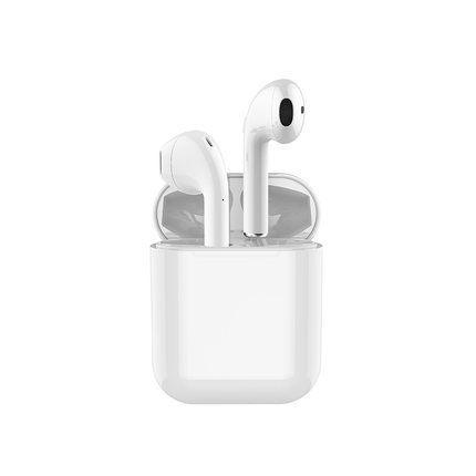 無線藍芽耳機適用iPhone迷妳超小跑步運動雙耳入耳式Xr單耳掛耳式安卓7耳塞式隱形   英賽爾3c
