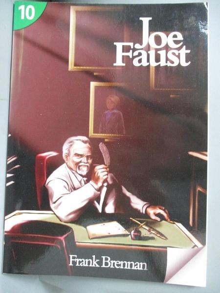 【書寶二手書T4/原文書_FTN】Joe Faust_Brennan, Frank