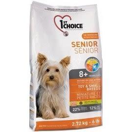 *Ego Pet*瑪丁1st Choice《迷你型高齡犬》雞肉配方7kg - 低運動量成犬/8歲以上之高齡犬 - 第一優鮮