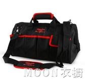 電氣工具包 電工牛津加厚大號多功能維修包手提收納工具YYJ    MOON衣櫥