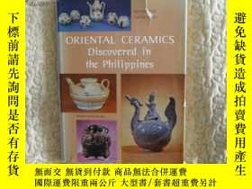 二手書博民逛書店Oriental罕見Ceramics Discovered in