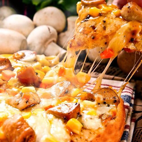 披薩4片免運組