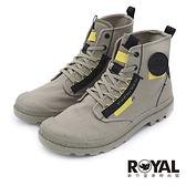 Palladium RE-CRAFT 太空灰 有機再生帆布靴 男女款 NO.B2211【新竹皇家 77220-297】