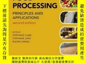 二手書博民逛書店Food罕見Processing: Principles and Applications, 2nd Editio