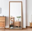 促銷 服裝店試衣鏡家用鏡子全身穿衣鏡落地鏡北歐美顏立體鏡臥室壁掛鏡