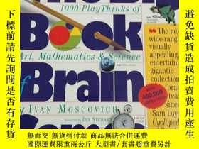 二手書博民逛書店The罕見Big Book of Brain Games(100