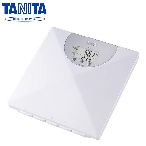 TANITA BMI 電子體重計 HD325 / HD-325 顏色亮白色【艾保康】
