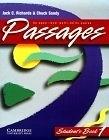 二手書博民逛書店《Passages Student s book 1: An U