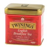 唐寧茶【Twinings】英倫早餐茶(100g)