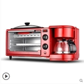 吐司機 西迪三明治早餐機多功能四合一面包片家用小型迷你多士爐土司烤機 LX220V