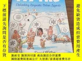 二手書博民逛書店Word罕見Myths Debunking Linguistic Urban LegendsY68528 Da