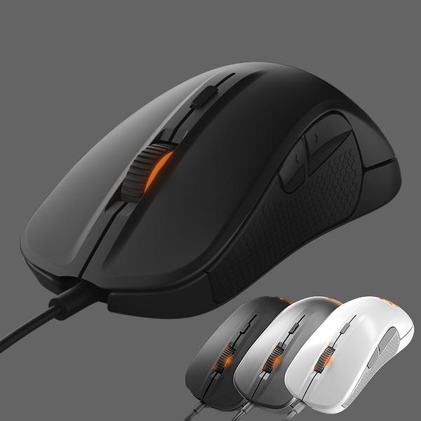哈 免運 限時加贈滑鼠墊 賽睿 SteelSeries RIVAL 300 競爭者 電競 光學滑鼠 3000萬次點擊壽命