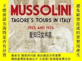 二手書博民逛書店【罕見】Meeting With Mussolini: Tago