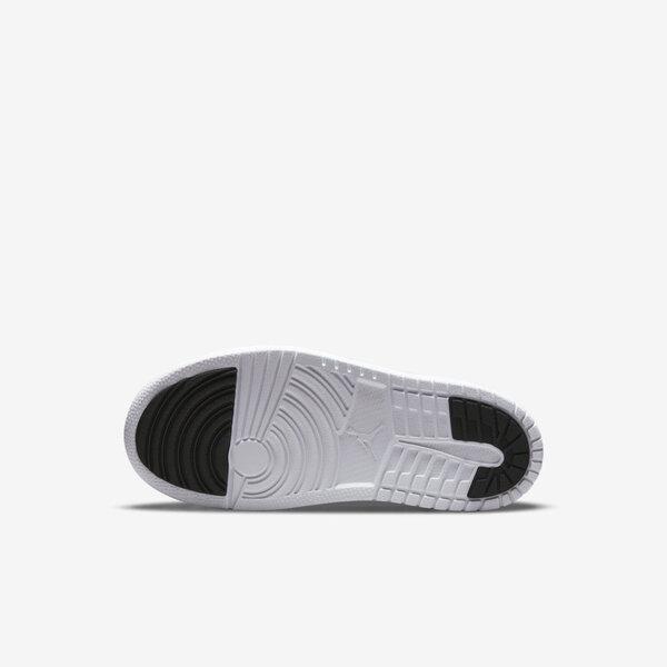 Nike Jordan 1 Low ALT PS [BQ6066-160] 中童 休閒鞋 魔鬼氈 皮革 喬丹 穿搭 白