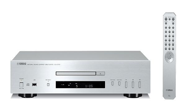 【南紡購物中心】(限時促銷)YAMAHA CD-S700 Hi-Fi CD撥放器