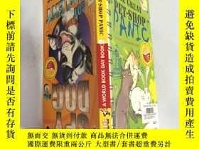 二手書博民逛書店the罕見great pet-shop panic: 大寵物店恐慌Y200392